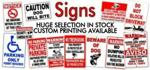 Sign Or Decal Beware Of Dog Will Bite Security Attack Guard Warning Protected