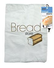 Eddingtons Bread Loaf Storage Bag 27cm x 37cm Reusable Keep Fresh Longer New
