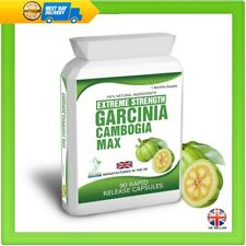 90 Garcinia Cambogia HCA Pure Clean Detox Max Capsules Weight Loss Diet Tips
