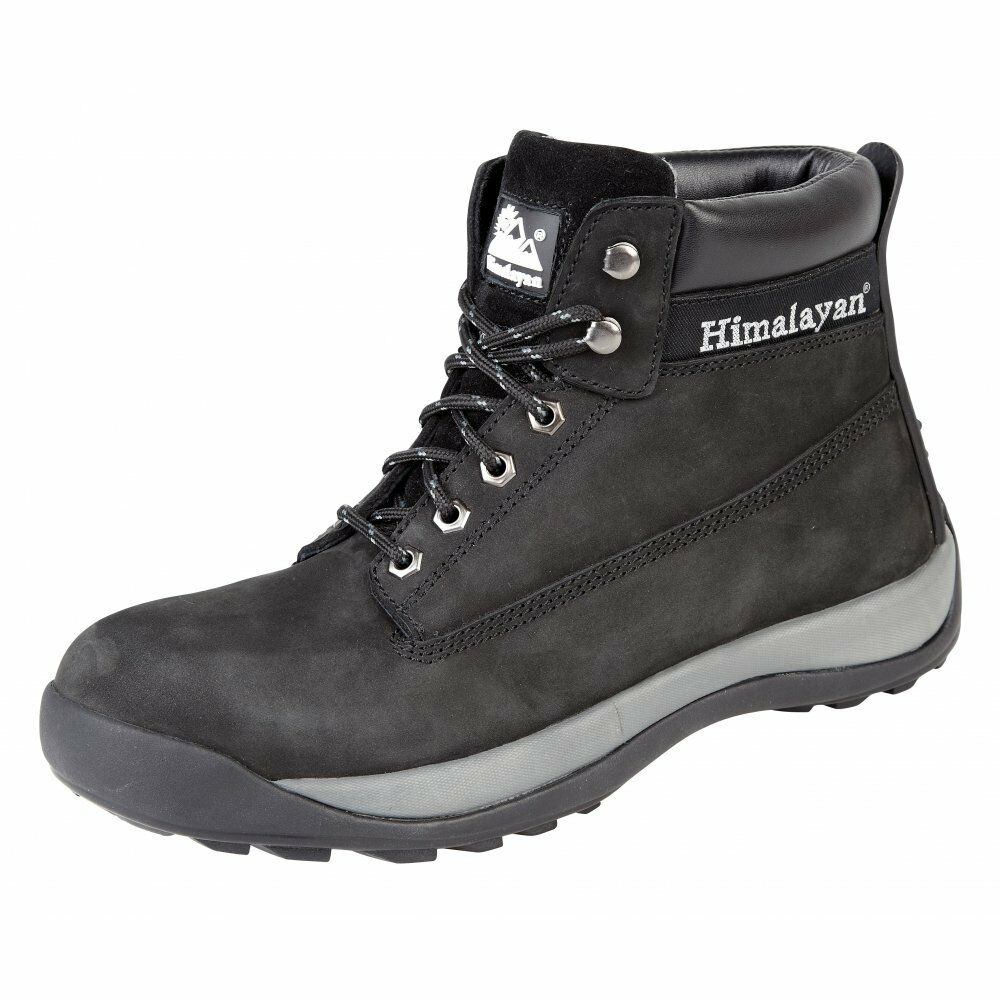 Himalayan  Uomo work Work Stiefel 5140 schwarz safety work Uomo Stiefel 6-12 12b2fb