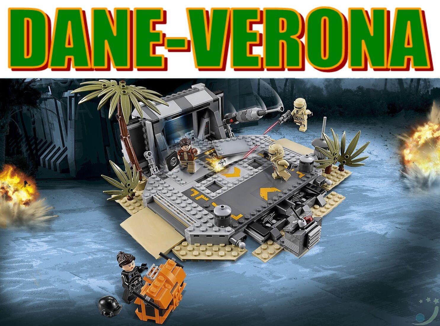 Lego - BATTAGLIA DI SCARIF - Star Wars  75171