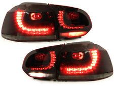 Für VW Golf 6 VI Limousine R-Look / Design LED Rückleuchten Kirsch Rot Europaw.z