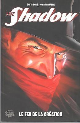 100% Waar The Shadow N°1 Le Feu De La Creation 100%fusion Comics Zonden En Botten Versterken