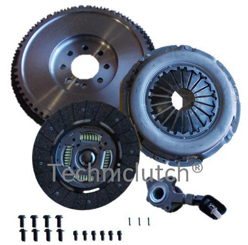 Ford Mondeo 2.0 Turbo Diesel 6 Geschwindigkeit Solides Schwungrad,