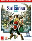 Prima's Official Strategy Guides: Suikoden II by Prima Publishing Staff (1999, Paperback)