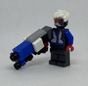Soldier 76 GENUINE Minifigure Figure! LEGO Overwatch 75972