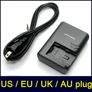 Micro USB Cargador para CANON LEGRIA HF R36 HF R38 HF R306