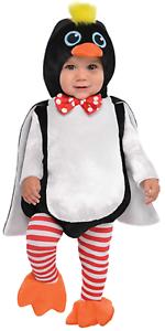 Bebé Niños Niñas Pingüino lindo día Mundial Del Libro Disfraz 6-12 meses
