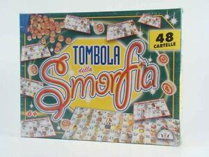 Game Tombola Grotesque Face 054; 8000888000545; Dining Ruggero S. R.L Toys, Gio