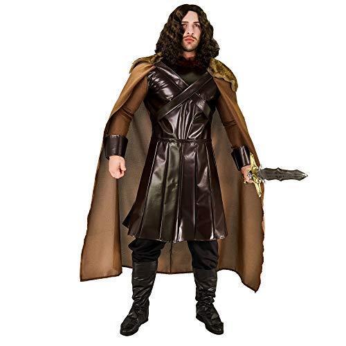 Medievale Re Norreno Snow King Viking Costume per adulti