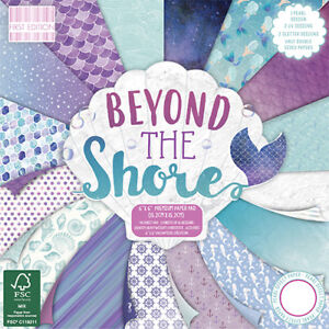 First-Edition-Beyond-the-Shore-6x6-Premium-64-Sheet-Paper-Pad-FEPAD169