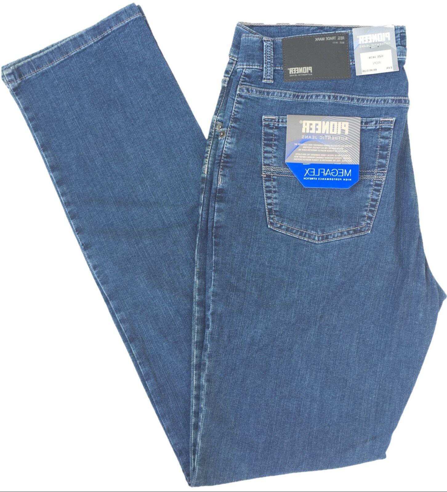 Pioneer Jeans Herren Hose STRETCH STRETCH STRETCH RANDO oder BAUMWOLLE STORM LAKE MEGAFLEX  | Deutschland Frankfurt  b6906c