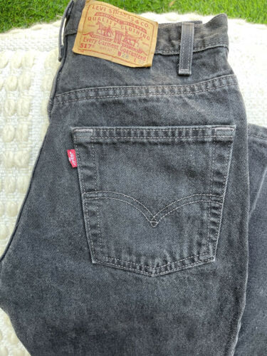 levis 517 made in usa vintage