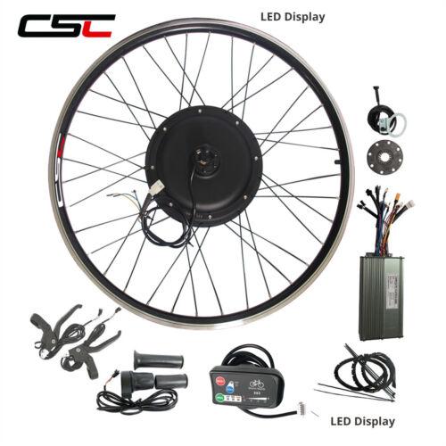 48V 500W 1500W Electric Bicycle Motor Kit  27.5 28 29 inch Motor Hub Anti-charge