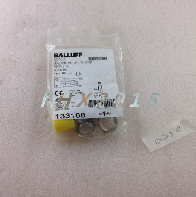 1PCS NEW BALLUFF BOS 18M-PA-1PD-E5-C-S4 sensor