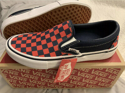 NEW | VANS Slip-On Pro Checkerboard
