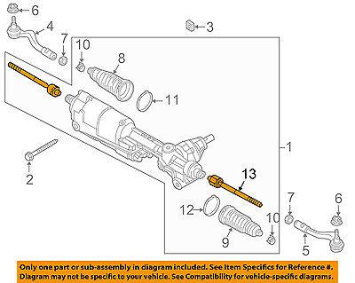 Tie Rod End For Flex 09-16