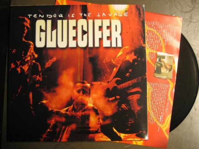 "GLUECIFER ""TENDER IS THE SAVAGE"" - LP - FOC"