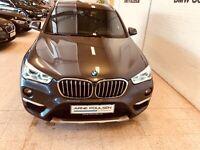 BMW X1 2,0 xDrive20d X-Line aut. Van,  5-dørs