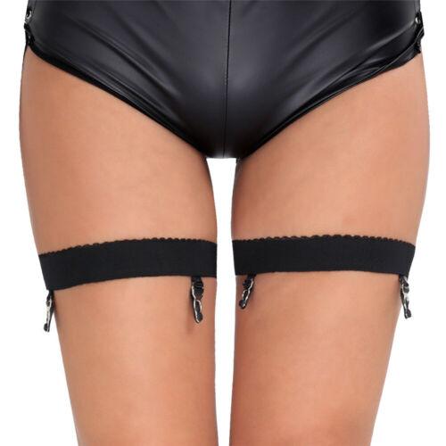 1 pair Lingerie accessories leg ring cucurbit nylon non-slip garter leg ring