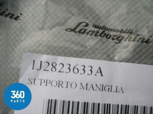 NEW GENUINE LAMBORGHINI GALLARDO 560 570 SPYDER FRONT BONNET RELEASE 1J2823633A
