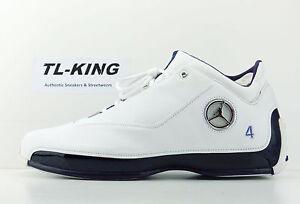 buy popular dd402 6aca5 Image is loading Nike-Air-Jordan-18-Low-Michael-Finley-Dallas-