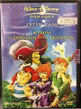 PITER PANI - Kthim ne ishullin qe nuk ekziston. DVD in Albanian language. Shqip