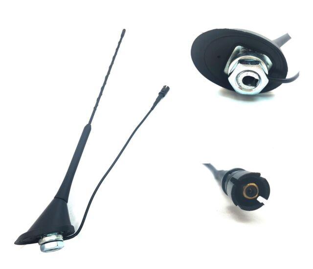 Antenne Dachantenne Stabantenne Antennenfuss Sockel Antenna Für Skoda Renault