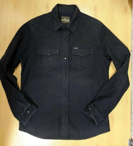 Rokker Black Motorbike Motorcycle Shirt  XXL