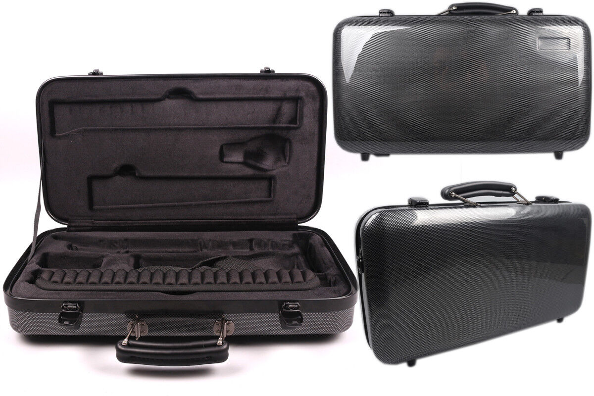 High Quality English horn Case Glass fiber Strong HardShell Case Alto oboe case