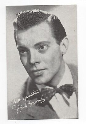 Ben Alexander 1940/'s 1950/'s Actors Penny Arcade Photo Card