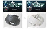 A&r Mll Major League Lacrosse Pro Helmet Chin Strap Adjustable - Black Or White