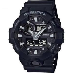 Casio-G-Shock-Time-Black-GA-700-1BER-Alarm-Chronograph-Gift-Men-Him-Boy