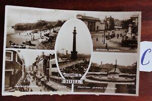 Consciencieux Carte Postale Carte Postale La Grande-bretagne Hull Londres-afficher Le Titre D'origine Effet éVident
