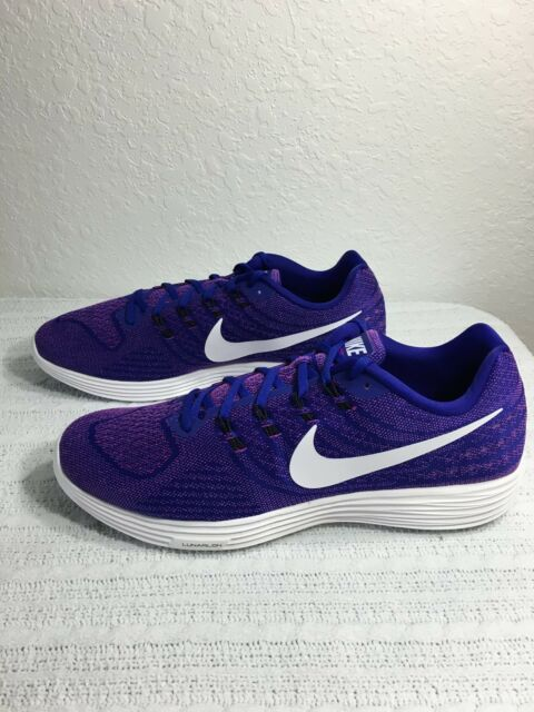 quality design 9efea eb436 NIKE LUNARTEMPO 2 CONCORD WHITE MEN SIZE 15 NEW 818097 405