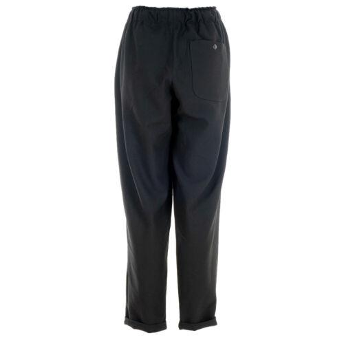 Loreak Pantalon Noir Colette Stretch Track RRP £ 120 SE