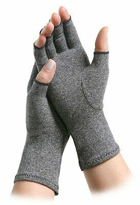Imak arthritis Gloves Compression Blood Circulation Cotton Lycra Breatheable ...
