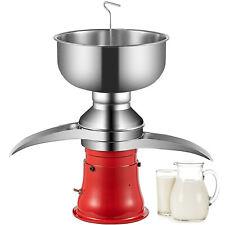 Vevor Electric Fresh Milk Cream Separator 100lh Centrifugal Separator Machine