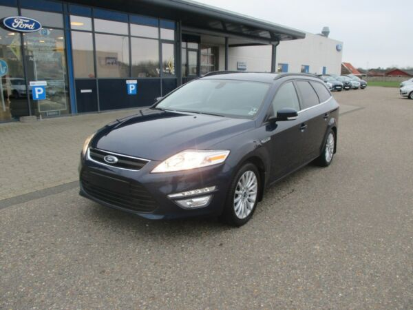 Ford Mondeo 2,0 TDCi 163 Collection stc. billede 0