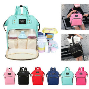 Mummy-Maternity-Nappy-Bag-Travel-Backpack-Baby-Care-Nursing-Diaper-Handbag