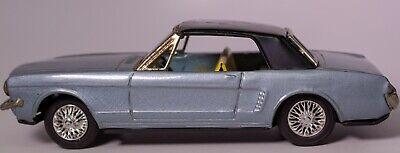 Blechspielzeug Vintage Bandai 597ms Ford Mustang Blech Reibung Spielzeug Auto Preisnachlass Spielzeug