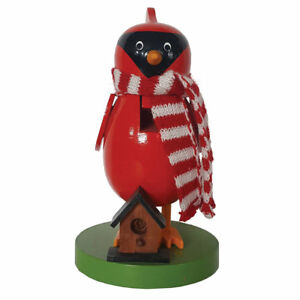 The Holiday Aisle Burrage Cardinal Nutcracker