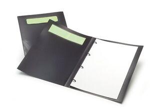 a4 project 4 ring binder ringbinder folder document files folders