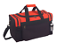 """Duffle Duffel Bags Travel Gym Luggage Side Mesh Pockets Work Sports Carry-On 17/"""""""