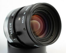 PENTAX 12 12mm f/1.4 Lens C-MOUNT H1214-M for BlackMagic GH2 GH3 GH4 BMPCC Bolex