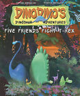 Five Friends Fight T-Rex by Stephen Bordiglioni (Paperback / softback, 2010)