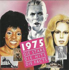 (CD) Die Stars Die Hits Die Facts 1975 - Penny McLean, Kenny, Ralph McTell,u.a.