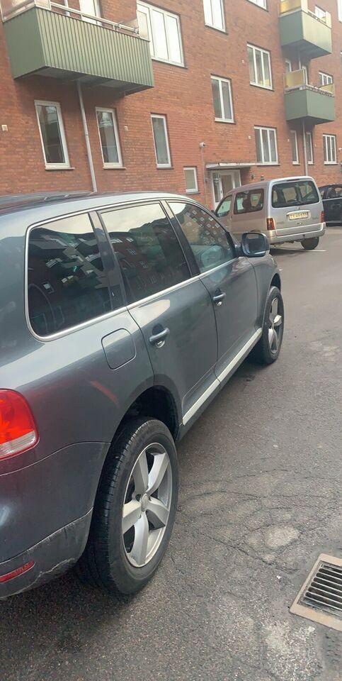 VW Touareg, 3,0 TDi, Diesel
