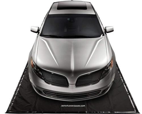 "Rain Snow Mud Containment Mat Auto Car SUV Garage Floor Protection 7/'9/"" x 18/'"
