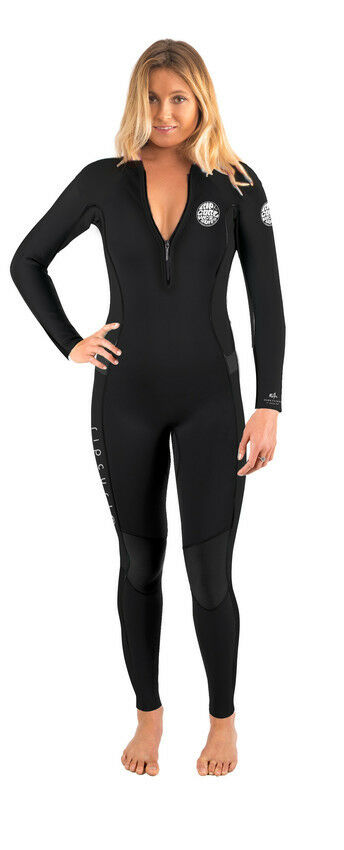 Rip Curl G Bomb ladies 2mm Front  Zip Full Wetsuit 2018